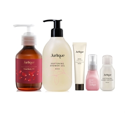 Exclusive Edition Rose Body Oil Set