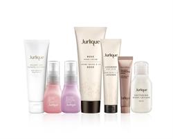 Rose Hand Cream & Skincare Set