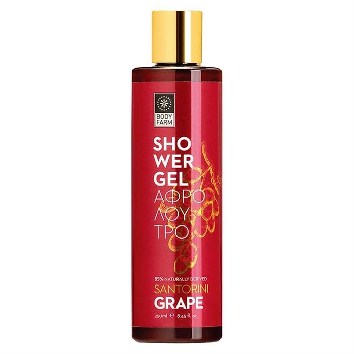 SPA Body Farm Santorini Grape Shower Gel (250ml) GK07001