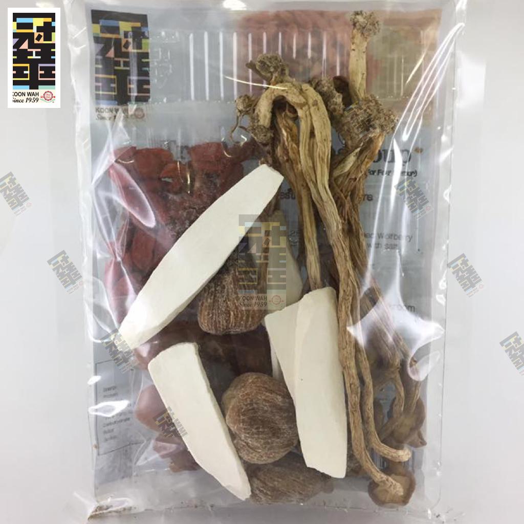 保健珍稀茶樹菇湯