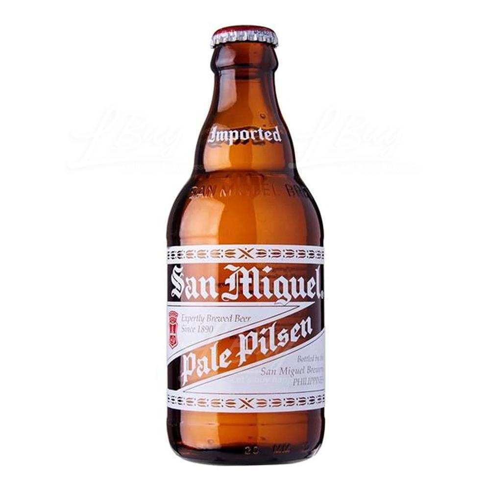 San Miguel Pale Pilsen (Philippines) 生力啤酒 (菲律賓)