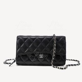 Chanel 鏈帶銀包手機袋兩用包
