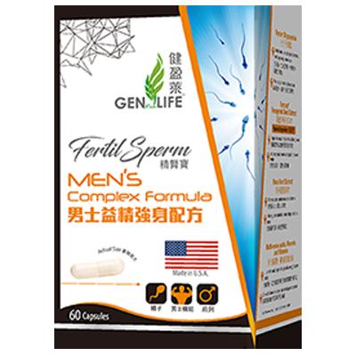 精腎寶® 男士益精強身配方 (保存期: 09-01-2022)