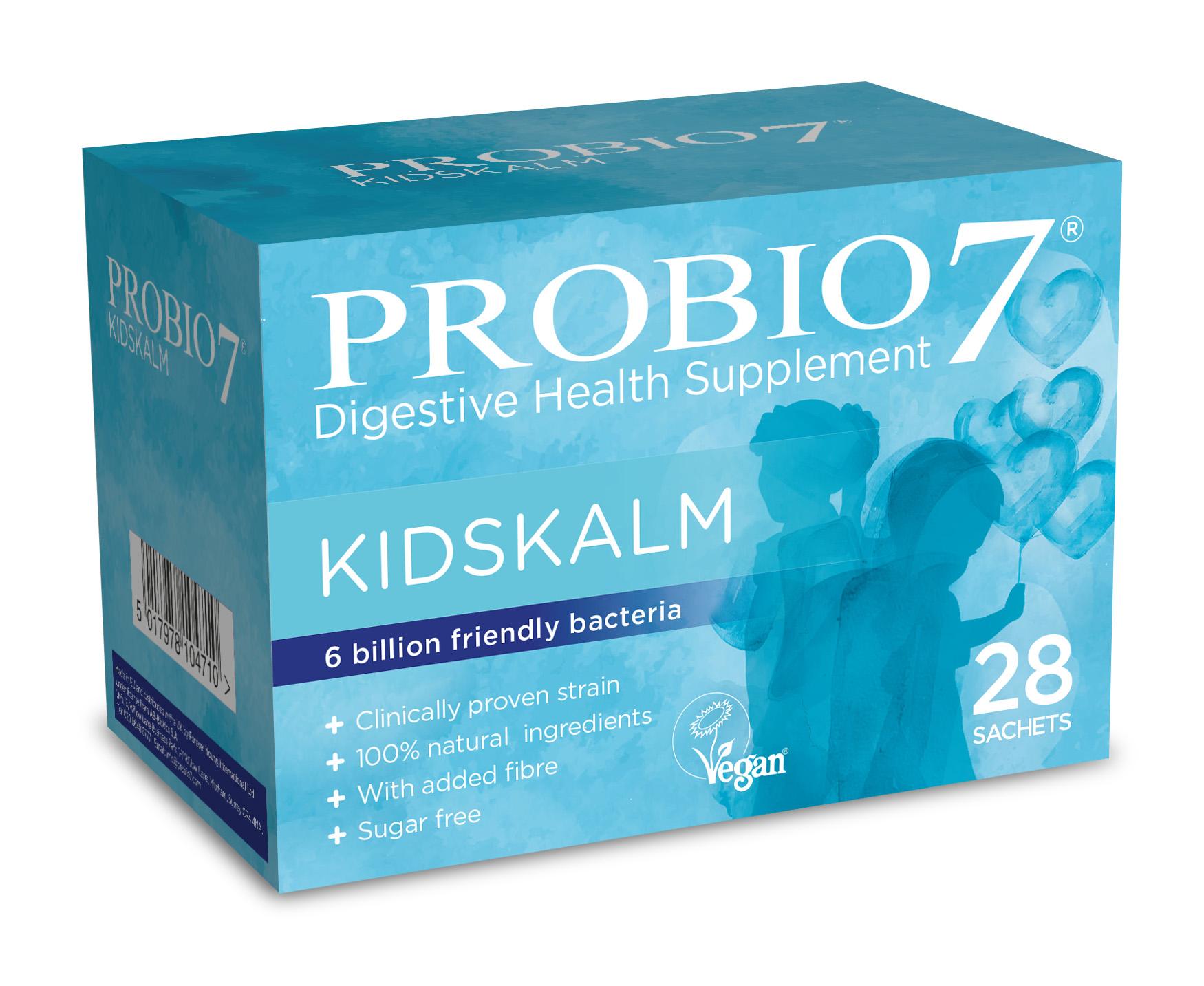 Probio7 儿童益生菌冲剂(全素)