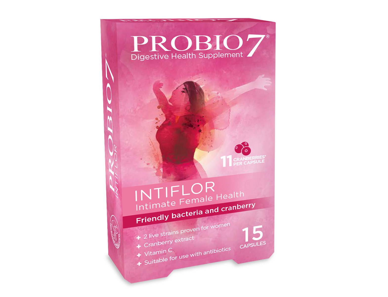 Probio7 Intiflor 15capsules
