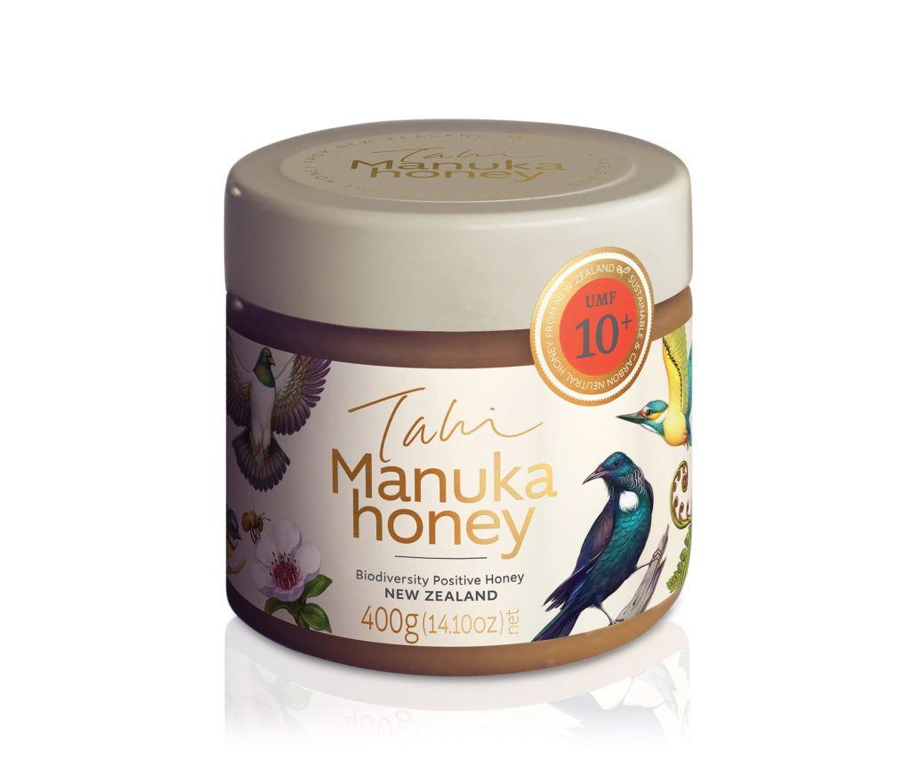 Tahi UMF 10+ Manuka Honey 400g