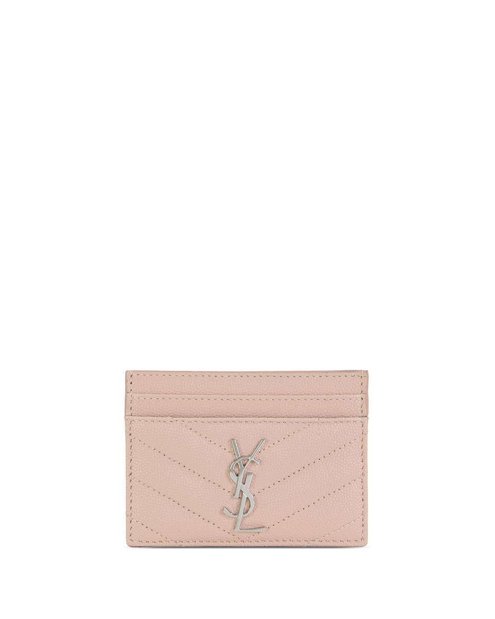 Monogram Quilted Grained Leather Cardholder 423291BOW02