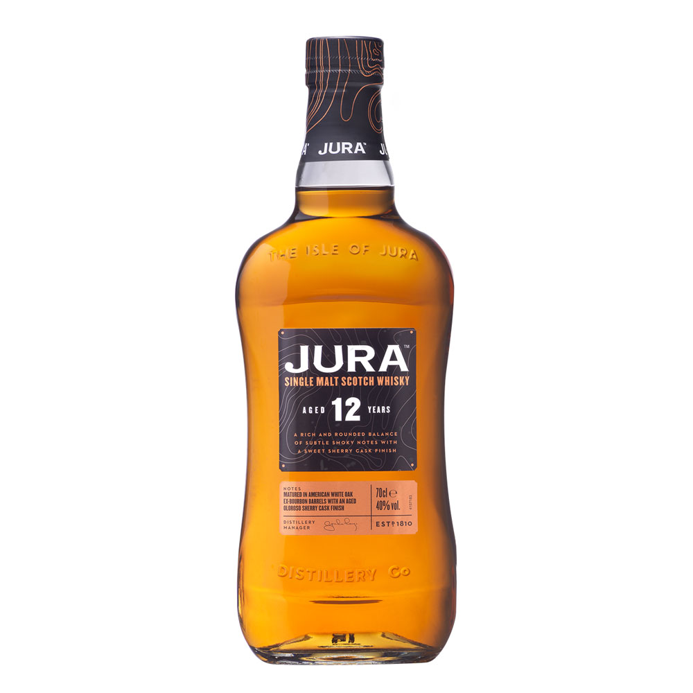 Jura 12 Year Old (700ml)