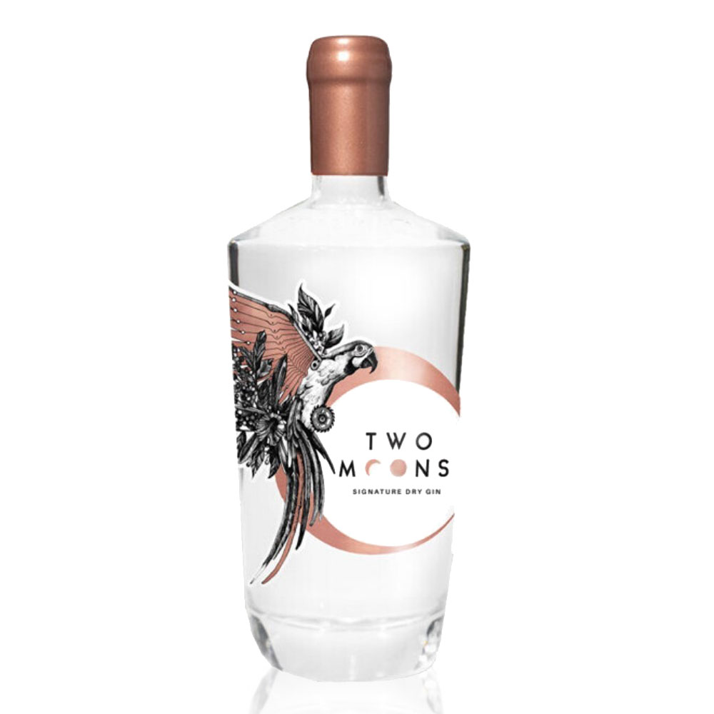 Two Moons Signature Dry Gin (700ml)