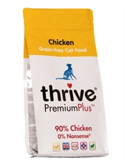 Thrive PremiumPlus 90% 雞肉特級無穀物全貓糧 1.5kgx2包