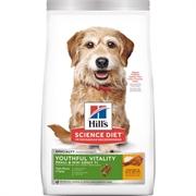 Hill's Science Diet年輕活力配方 細粒小型犬高齡犬7+ (雞肉+米)