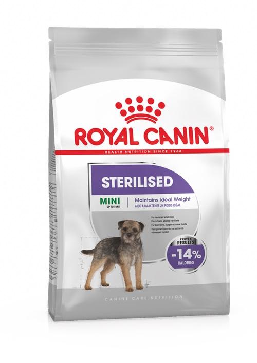 Royal Canin Sterilised絕育舒緩糧 小型犬
