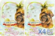 Petpal-日本尿墊 45x60cm 50片 (茉莉花香) x4包