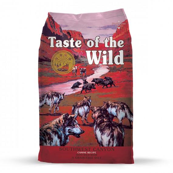 Taste of the Wild 無穀物牛肉+羊肉+野豬配方(全犬糧)