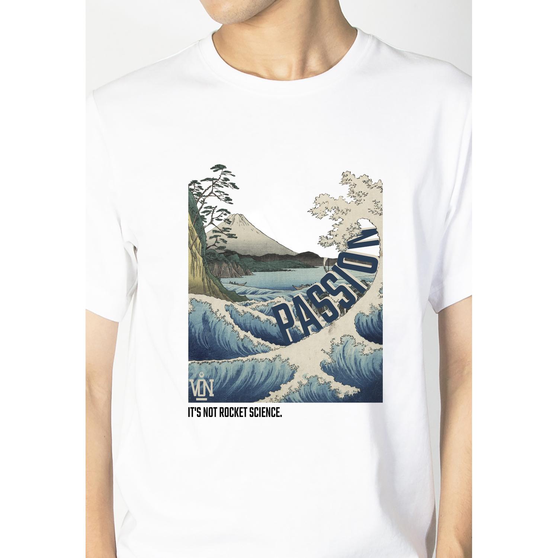 BSX Regular Fit Printed T- shirt 10409024621