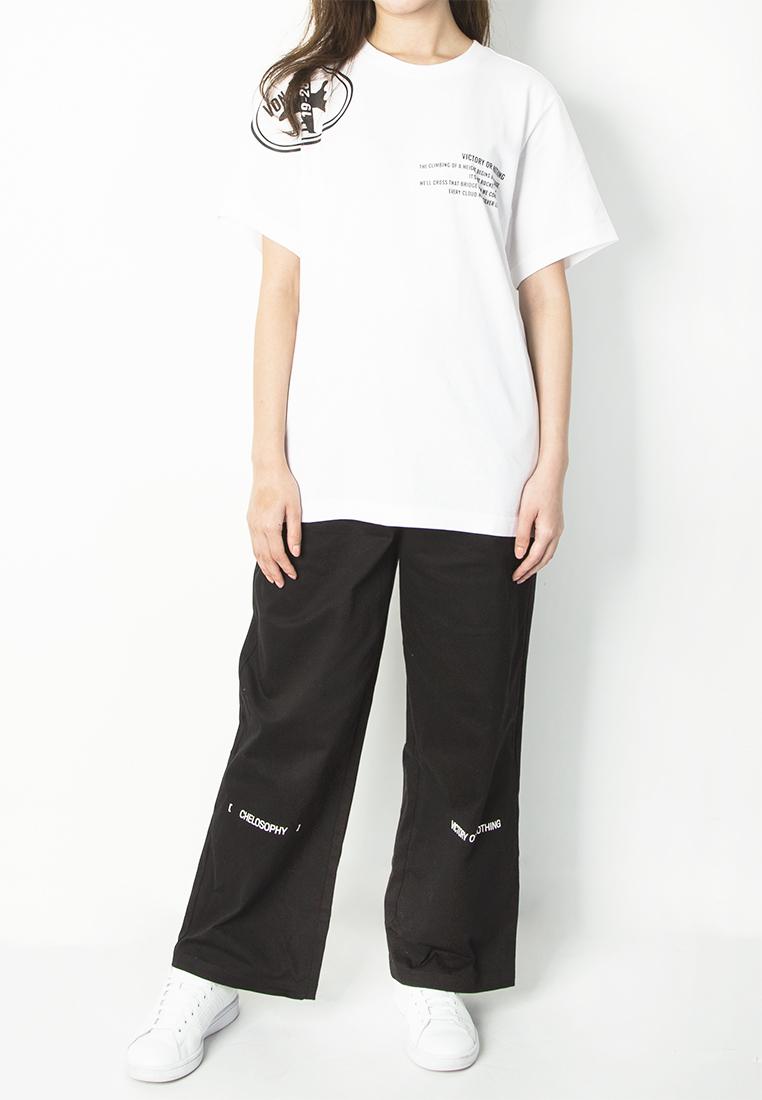 BSX高腰闊褲(20441016009)
