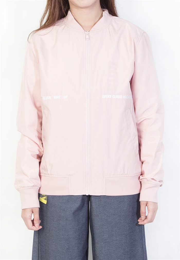 BSX Embroidered Bomber Jacket(20407011123)