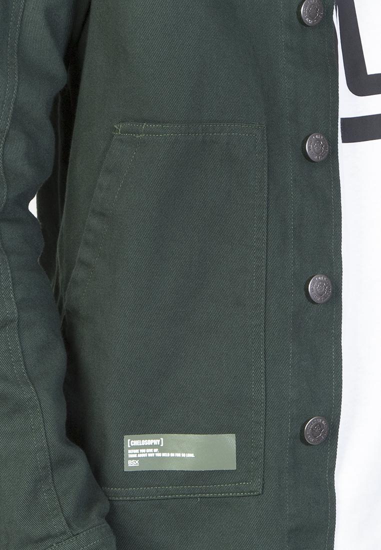BSX Longline Jacket(10407003453)