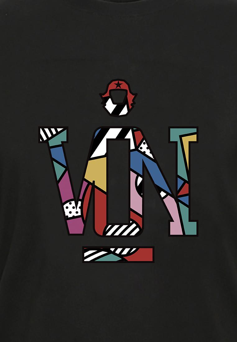 BSX Regular Fit Printed T- shirt 10409029850
